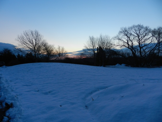 January 1, 2013 Sunrise
