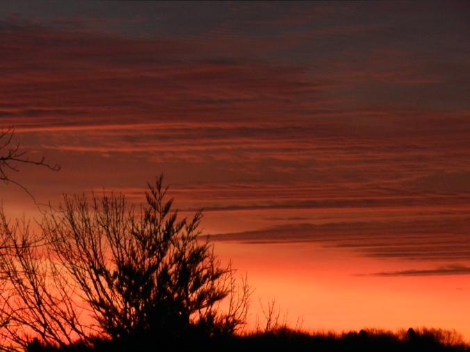 Sunrise 1-11-13