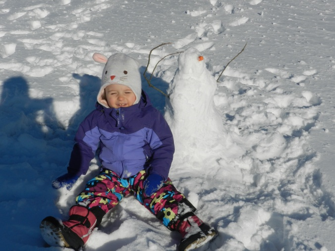 Angel's Snowman