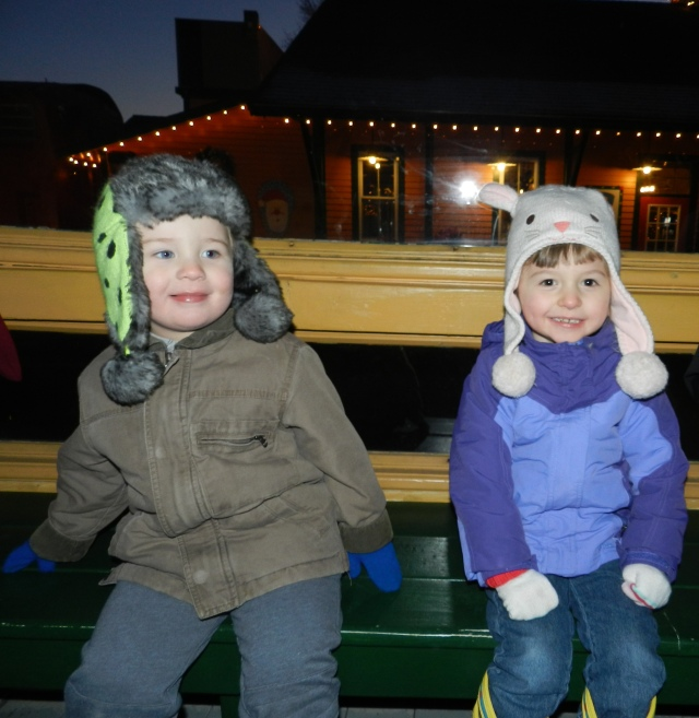 Kids on the Train