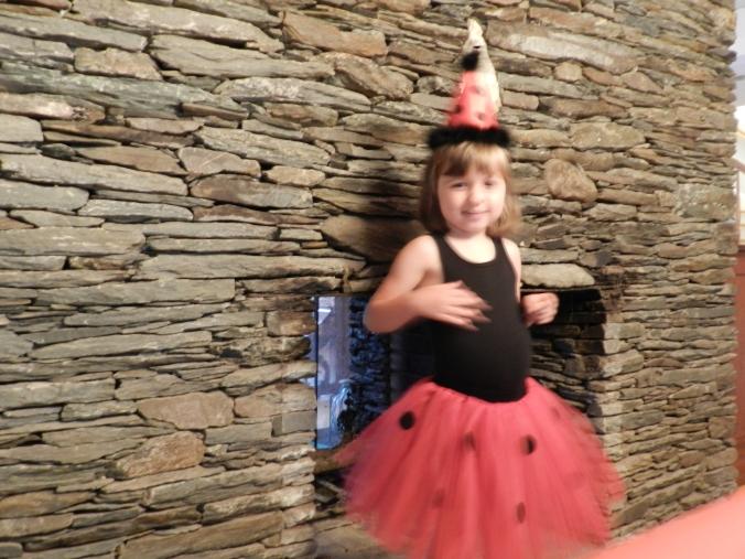 Ladybug Girl is 5!